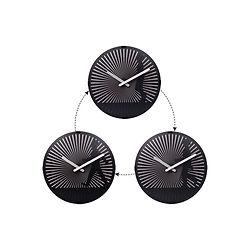 Zoetrope Clock Walking Man Motion Illust