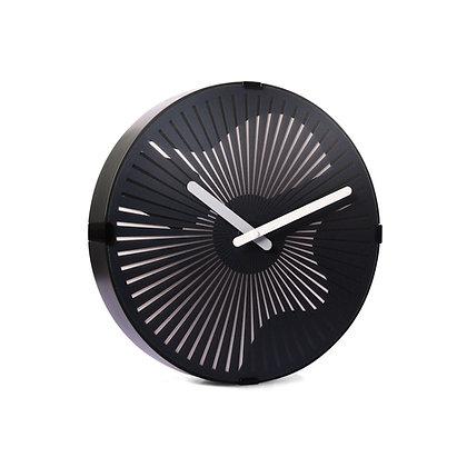 'Strumming Guitar' Zoetrope Clock