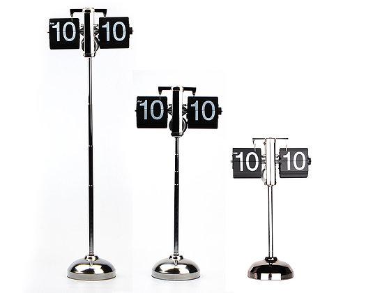 Stretchable Desktop Flip Clock