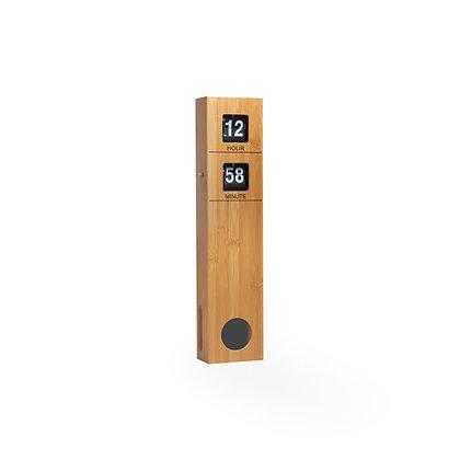 Framed Pendulum Flip Clock