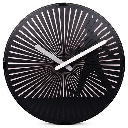 'Walking Man' Zoetrope Clock