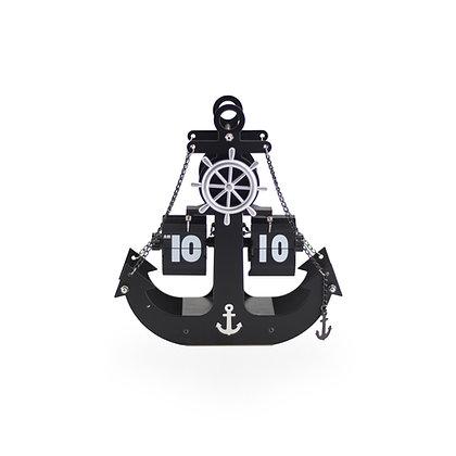 Anchor Flip Clock