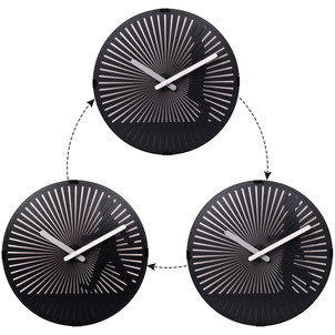 Add Some Movements To Your Beloved Space——Zoetrope Clock