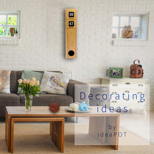 Some Decorating Ideas From Us