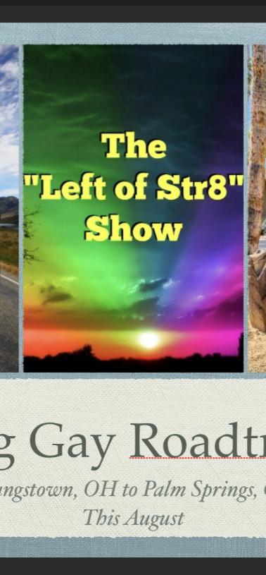 Big Gay Roadtrip