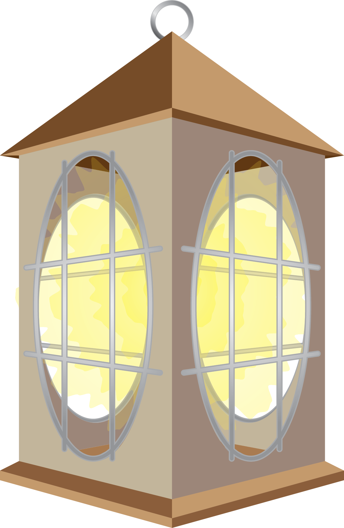 Liberty Tree Lantern