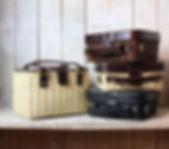 mezzo, メゾ, ラタン, 手編み, バスケット, 革, かわ, レザー, ショルダーバッグ, ピクニック, 天然素材, ハンドメイド, インドネシア,