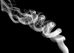 THE ONLY HIDDEN BEAUTY OF SMOKE