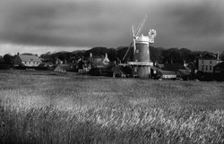CLAY WINDMILL AND VILLAGE