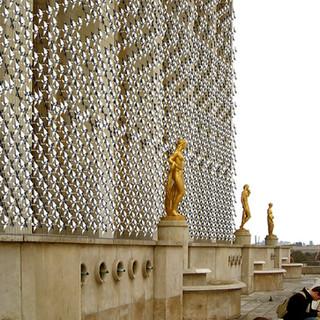 Moulins à vent, Cité de l'Architecture, Paris