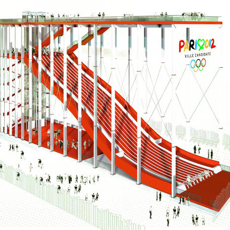 Toboggan olympique, JO Paris 2012