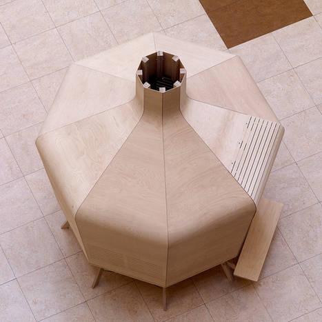 La Capsule Ventilée, 1er Prix Emile Hermès