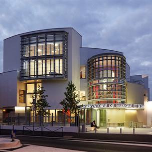 Conservatoire de Musique, Villemomble