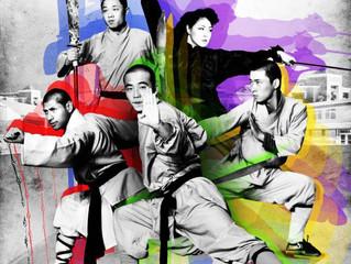 Ribbon Dance - Lion Dance - Shaolin Warriors Booking Info - Beverly Hills CA