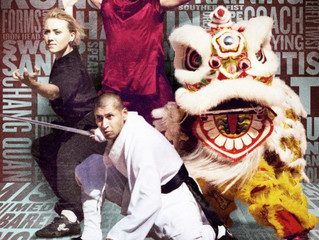 Shaolin Warriors & Lion Dance Booking Info - University of La Verne