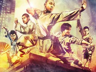 Shaolin Warriors Live Showcase - Los Angeles