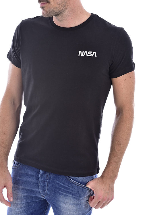 NASA-Tee shirt coton basique