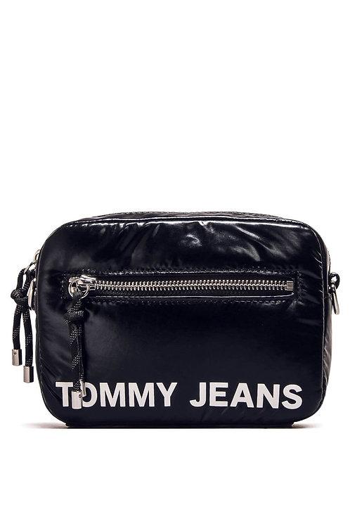 Tommy hilfiger- Sacoche reporter taille XS logo imprimé- Tommy jeans.