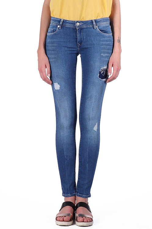 Kaporal - Jean slim stretch destroy LOKA