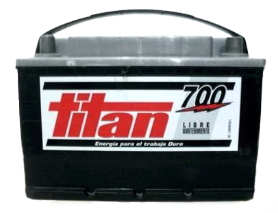 bateria titan