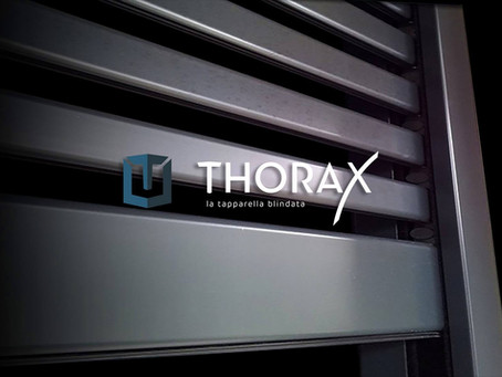 Thorax by Gruppo Esse: nuovo arrivo in R&S Infissi!