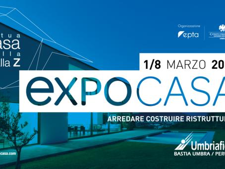 Anche quest'anno la R&S Infissi vi aspetta ad Expo Casa 2020.