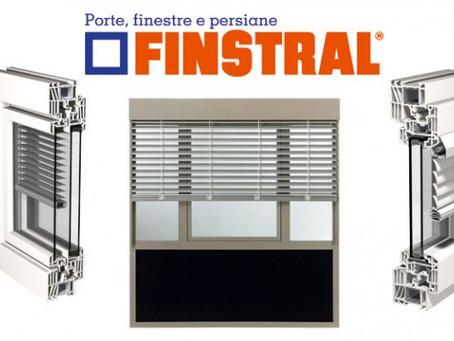 Finstral è nuovo partner R&S Infissi