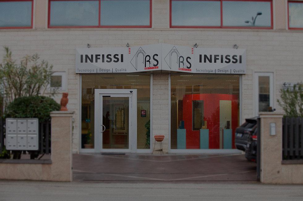 Esterno R&S Infissi Bastia Umbra