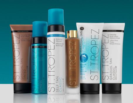 St.Tropez launch Next-Generation Bronzing Formula