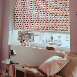 CR&Cie - stores enrouleurs tissus à motifs