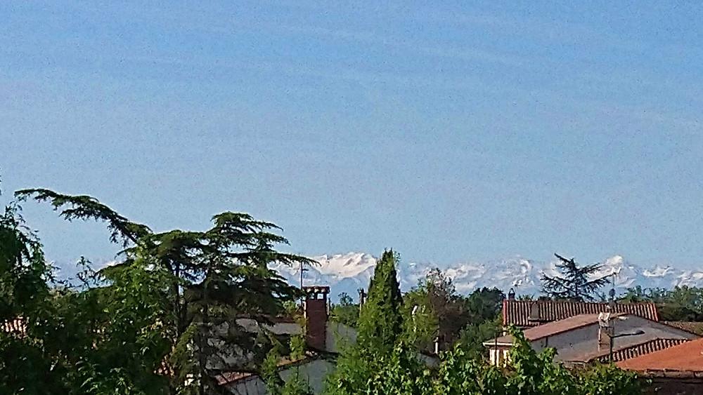 En congés dans les Pyrénées pour COUSSIN RIDEAU & Cie