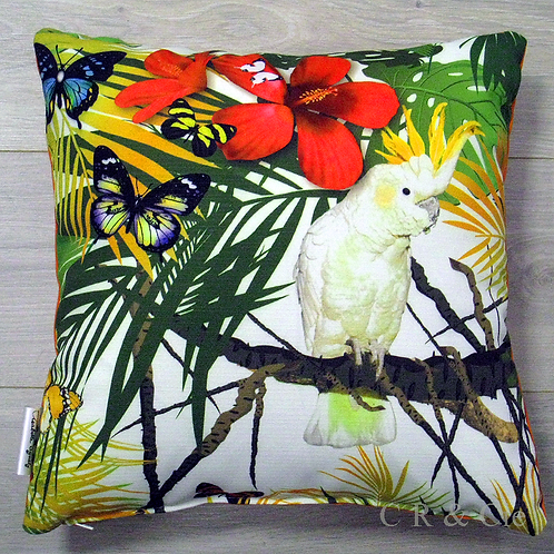 Coussin CACATOES BOUDEUR outdoor
