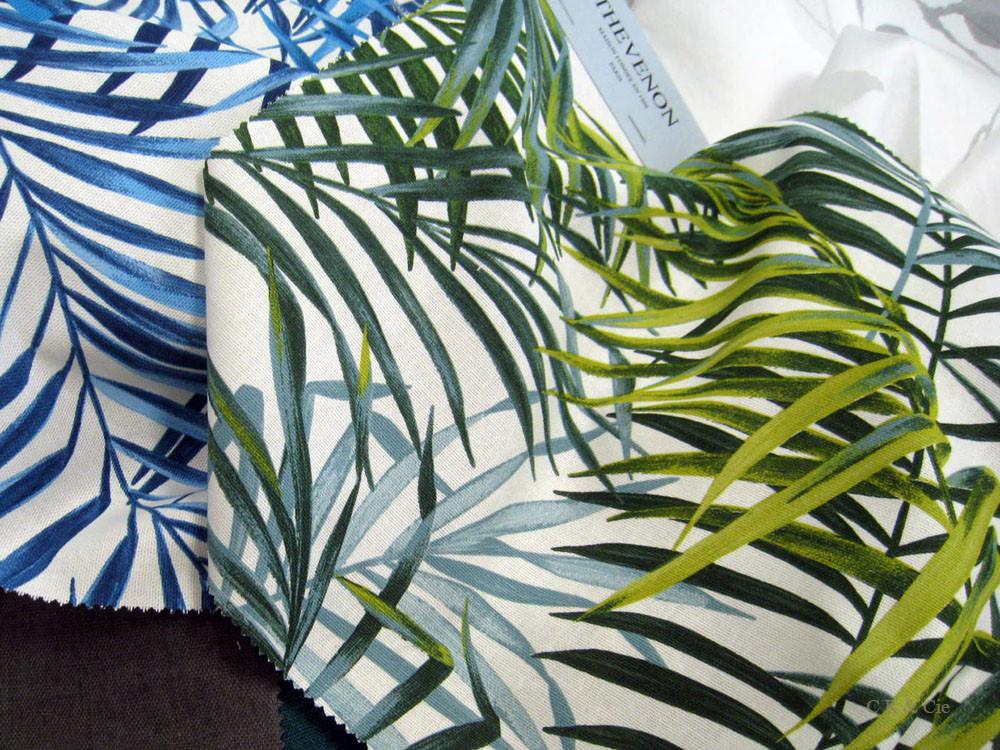 CR&Cie - thevenon - branchages bleus ou branchages verts
