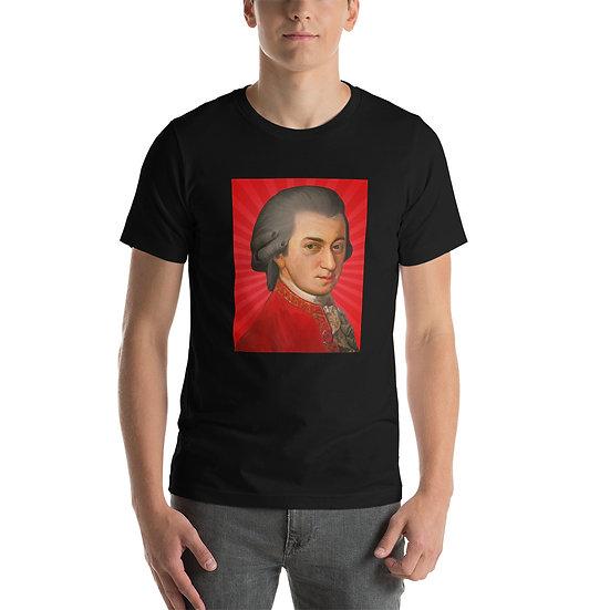 טי שירט Mozart