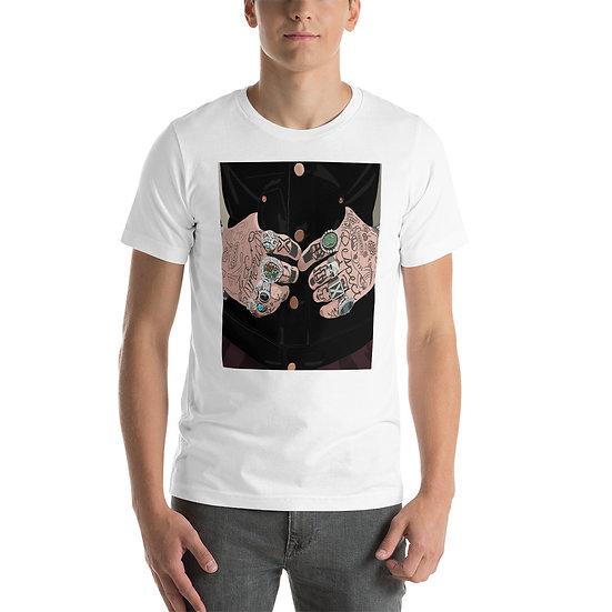 T shirt respect