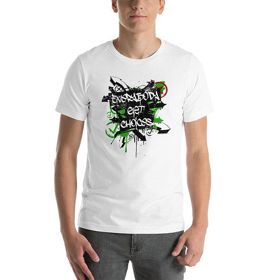T-shirt choices