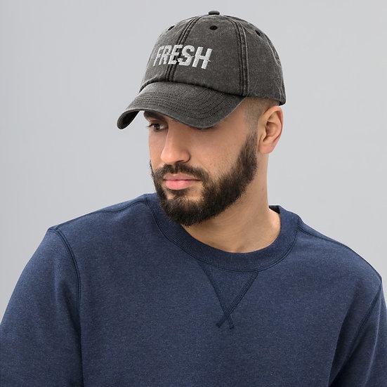 Vintage Hat כובע וינטג'