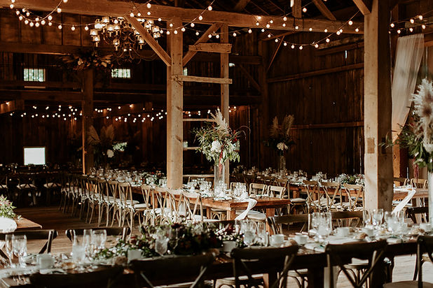 Wedding & Event Venue | The Barn at Wagon Wheel Farm ...