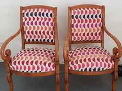 Restauration de Chaise