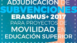 ERASMUS + EN ESPAÑA 2017. CIFRAS
