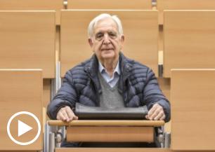 Un anciano se va de Erasmus a Italia a los 80 años