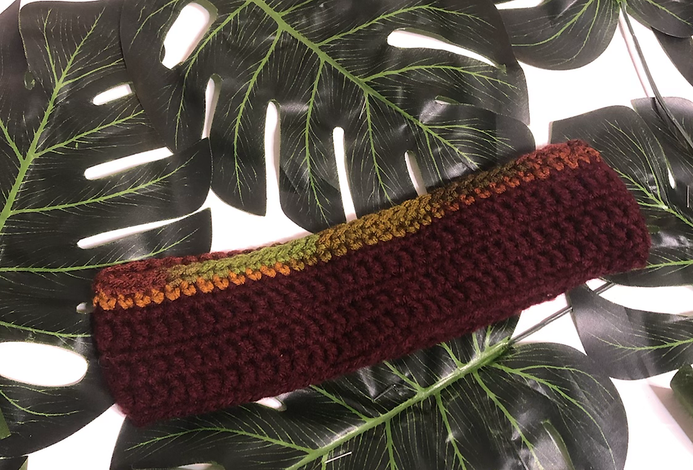 """Thanksgiving"" Headband"