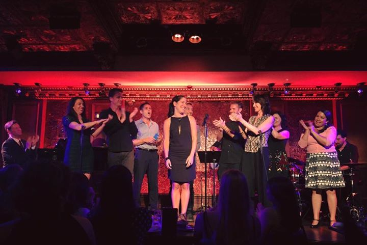 Aussies at 54 Below