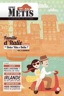 Esprit Métis #12 / Dolce vite, famiglia, nostalgia e Italia