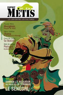 Métis Spirit # 6 / Senegal - Giving and Receiving in the Land of Teranga