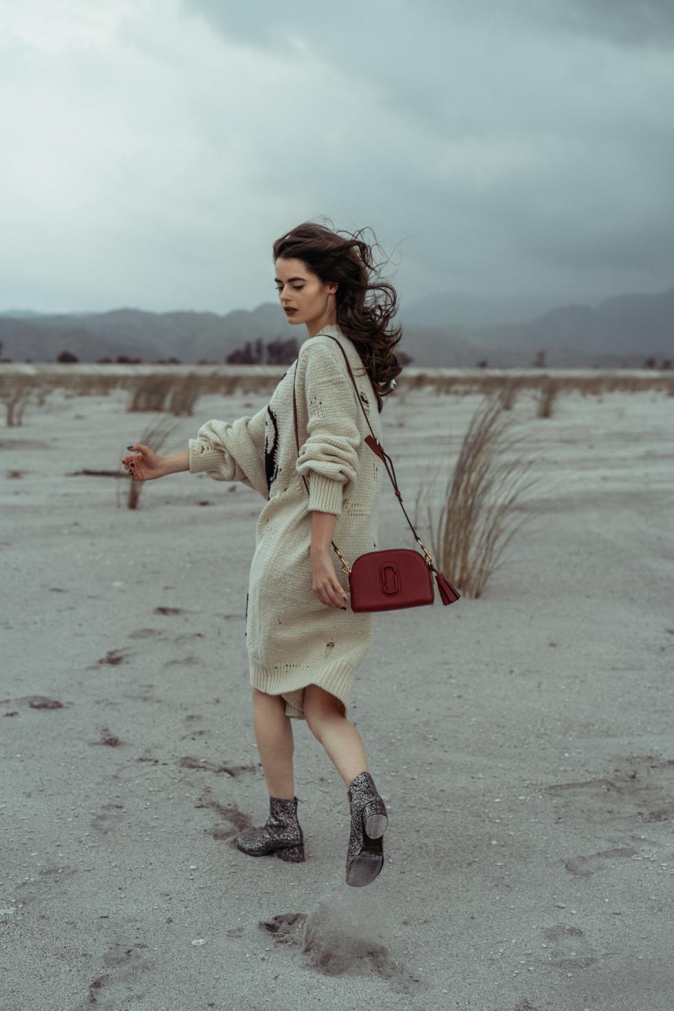 Photographer: Artu Nepomuceno Stylist: Meg Manzano Hairstylist: Carlo Umipig Model: Bronija Ales For L'Officiel Philippines