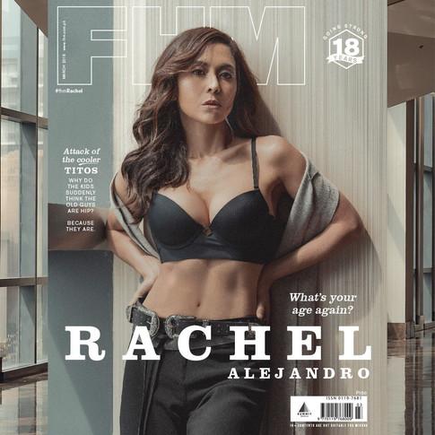 Photographer: Artu Nepomuceno Hairstylist: Raven Dizon Stylist: Meg Manzano Model: Rachel Alejandro