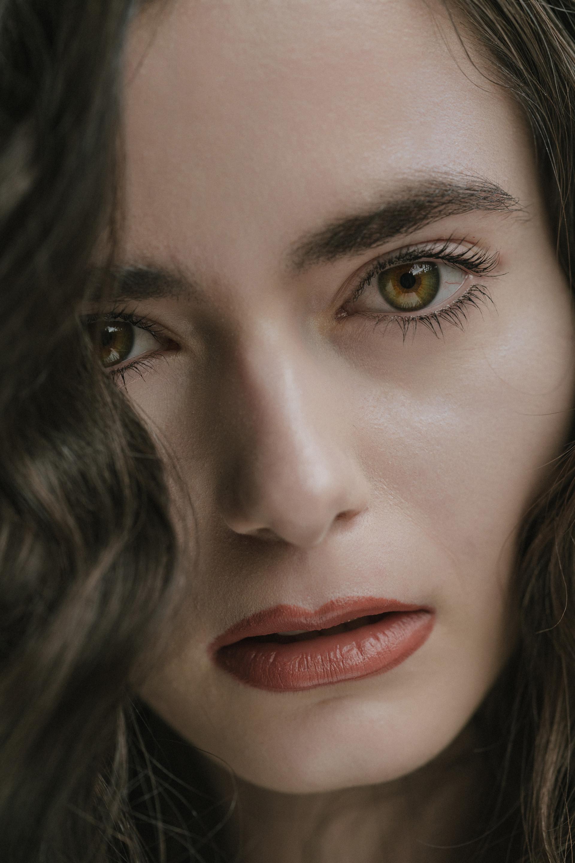 Photographer: Artu Nepomuceno Stylist: Meg Manzano Hairstylist: Mong Amado Model: Bronija Ales