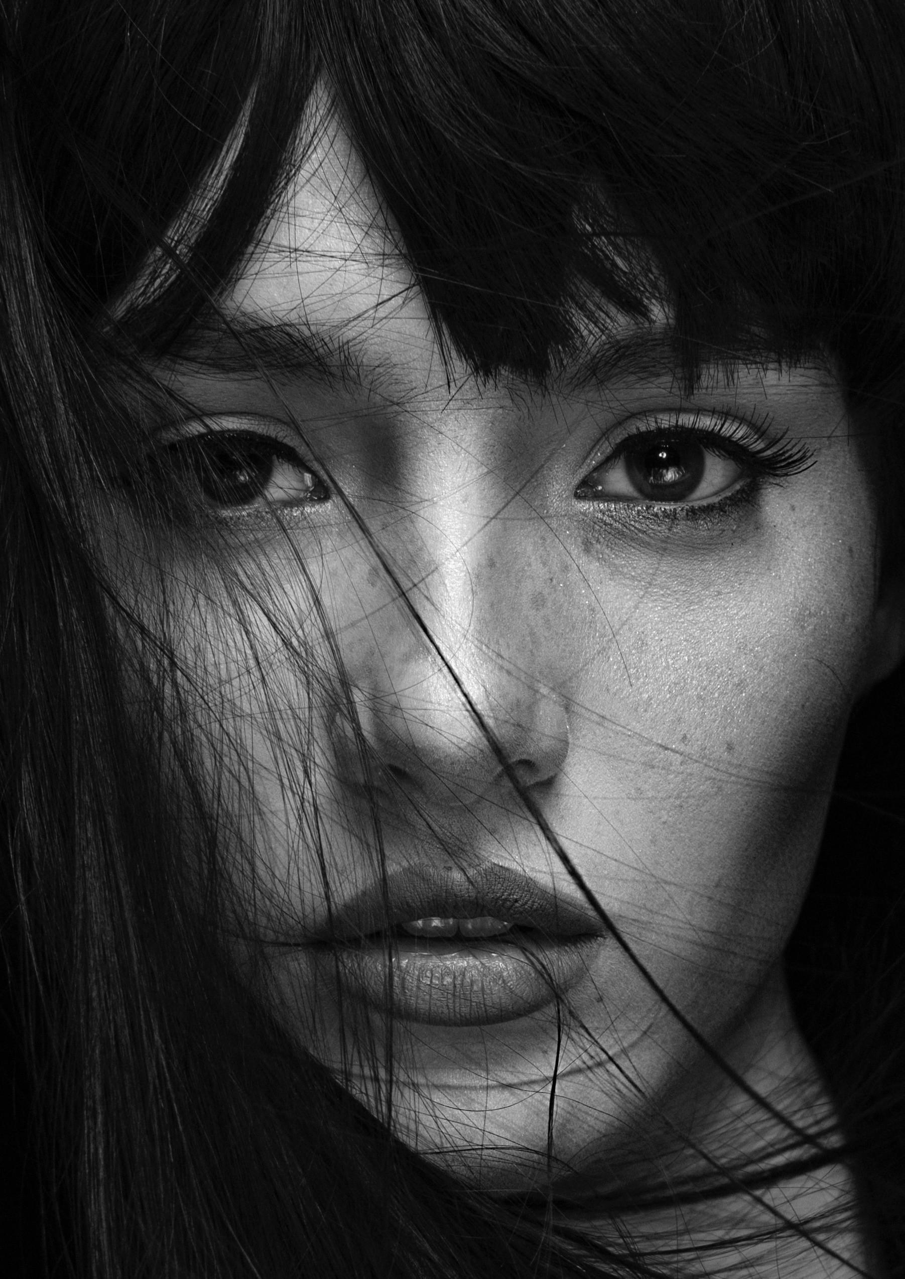 Photographer: Gee Plamenco III Hairstylist: Mong Amado Model: Siobhan Moylan of IM Agency