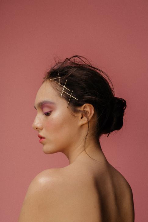 Photographer: Gee Plamenco Jr Hairstylist: Mycke Arcano Model: Siobhan Moylan